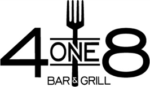 4one8 Bar & Grill Logo