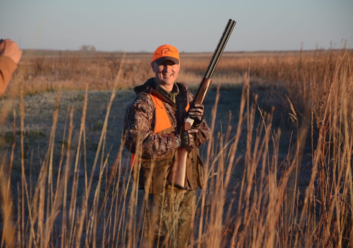 Nebraska's Governor's Pheasant Hunt