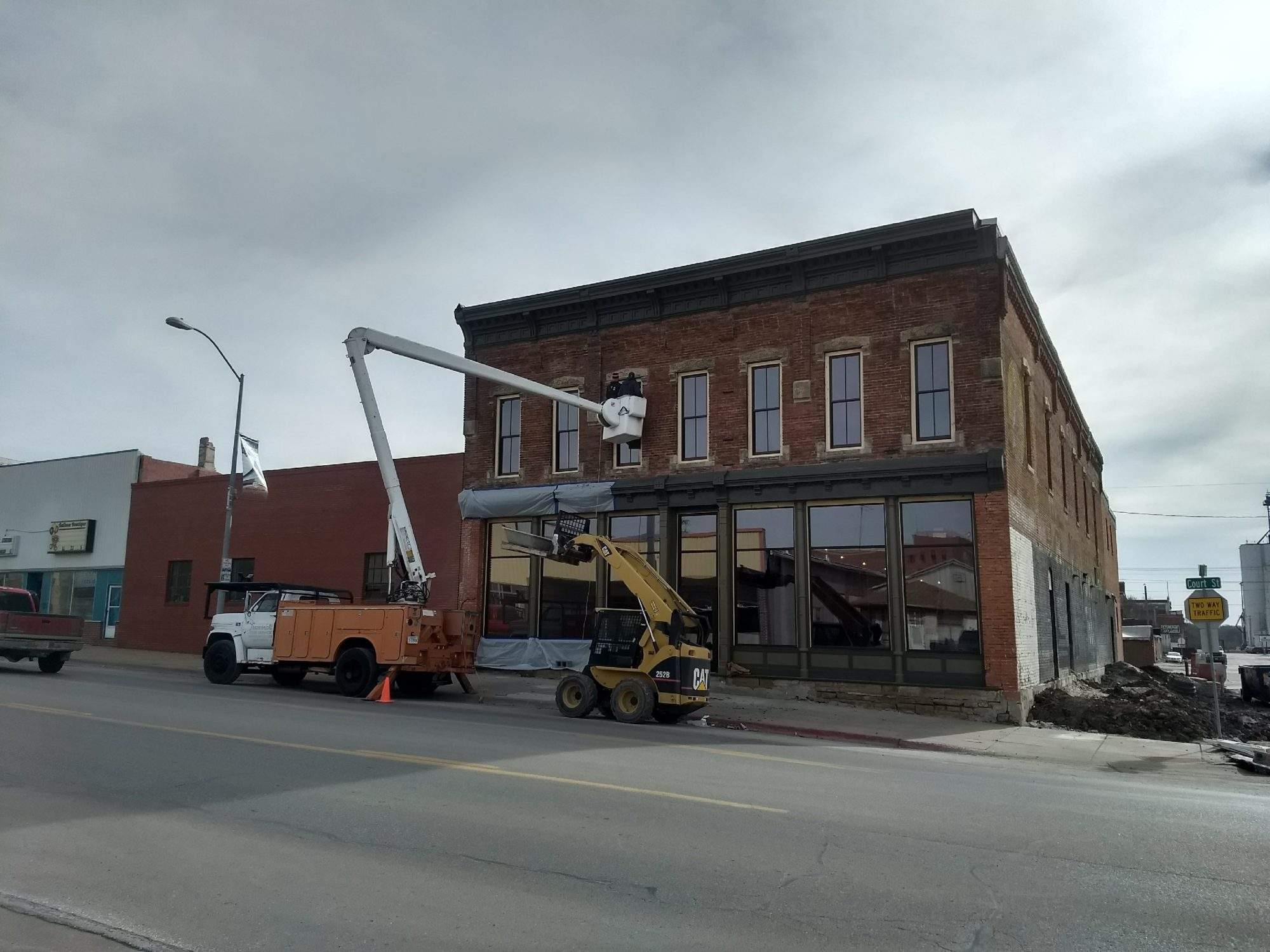 City of Beatrice modified building ordinance as part of an effort to get in front of dilapidation.