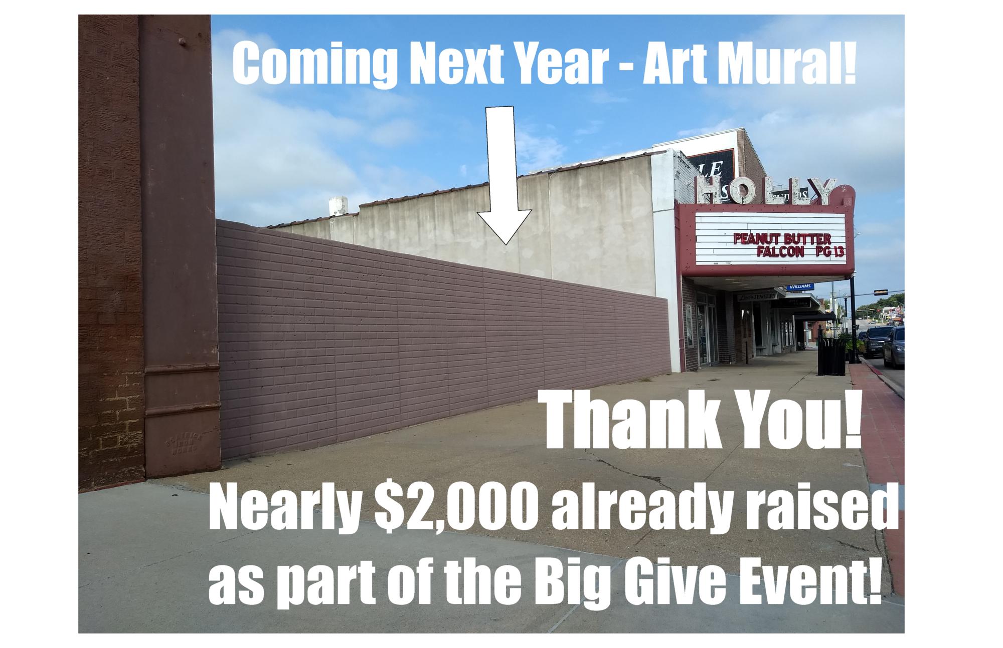 Big Give Event a Success!