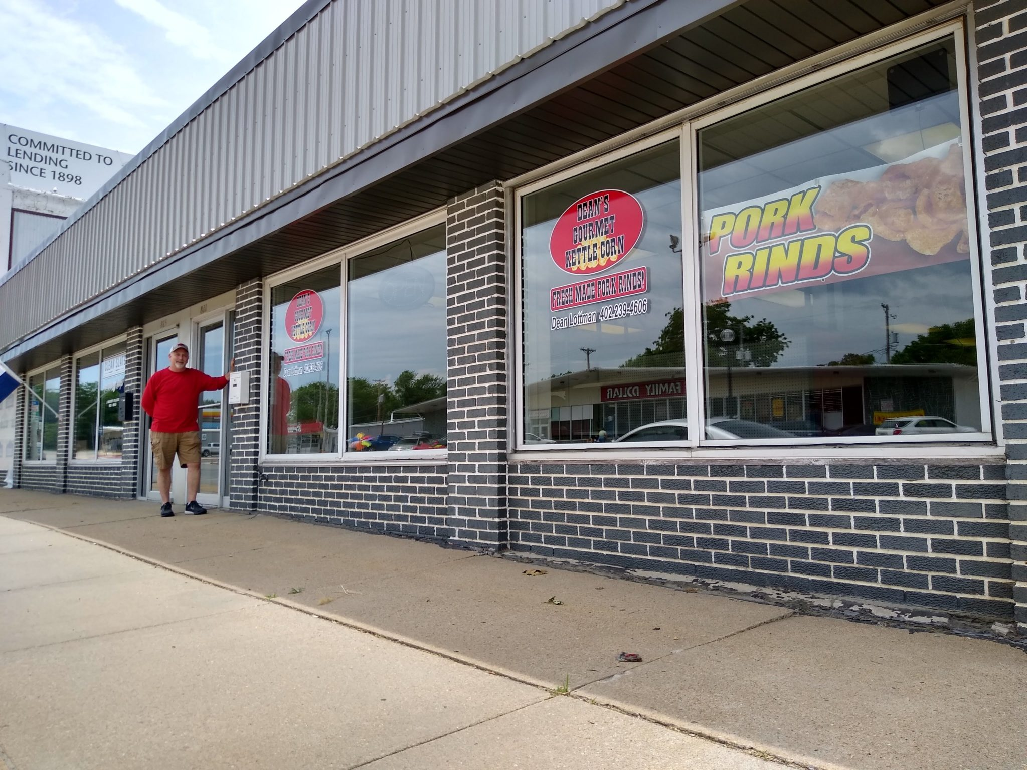 Kettle Corn Shop Opens in Downtown Beatrice