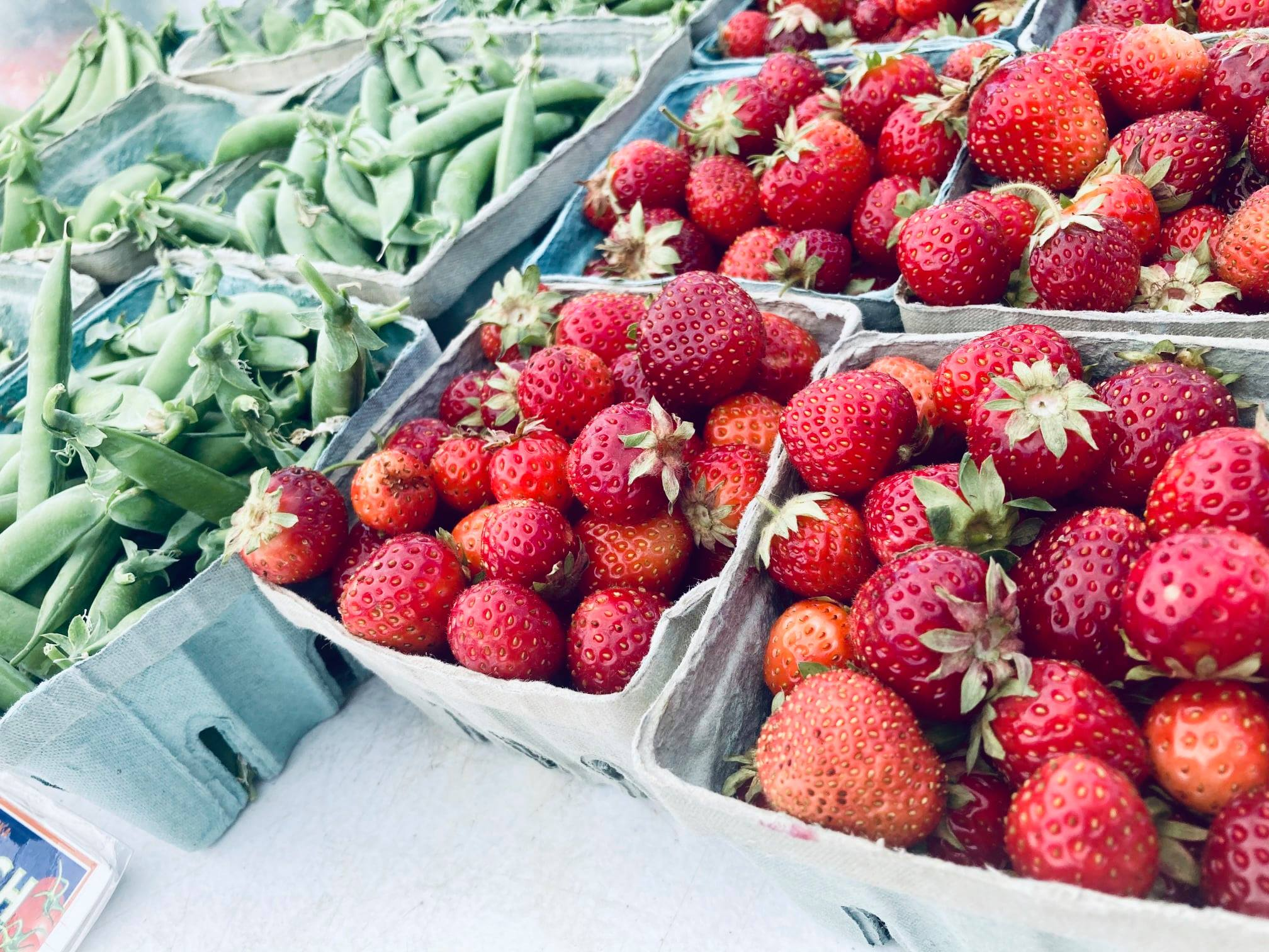 Beatrice Farmers Market Is Open!